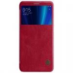 Nillkin Qin Leather Case pro Xiaomi Mi A2 Red