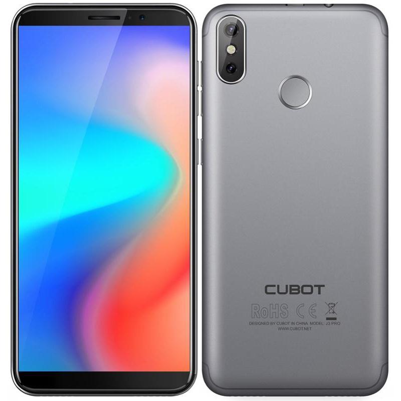 Cubot J3 Pro Grey 1GB/16GB