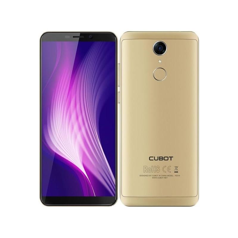 Cubot Nova Gold 3GB/16GB