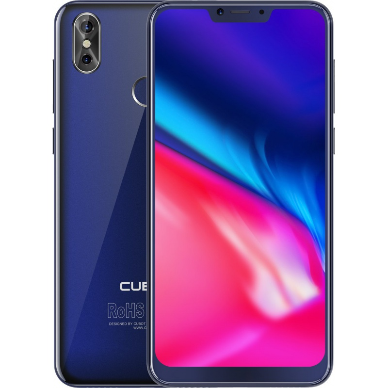 Cubot P20 Blue 4GB/64GB