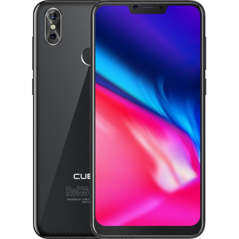 Cubot P20 Black 4GB/64GB