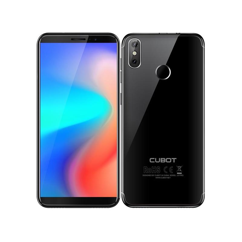Cubot J3 Pro Black 1GB/16GB