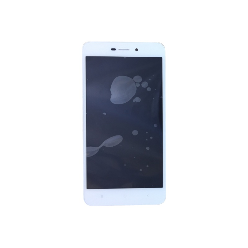 Xiaomi Redmi 4A Front Cover Display Module bílá