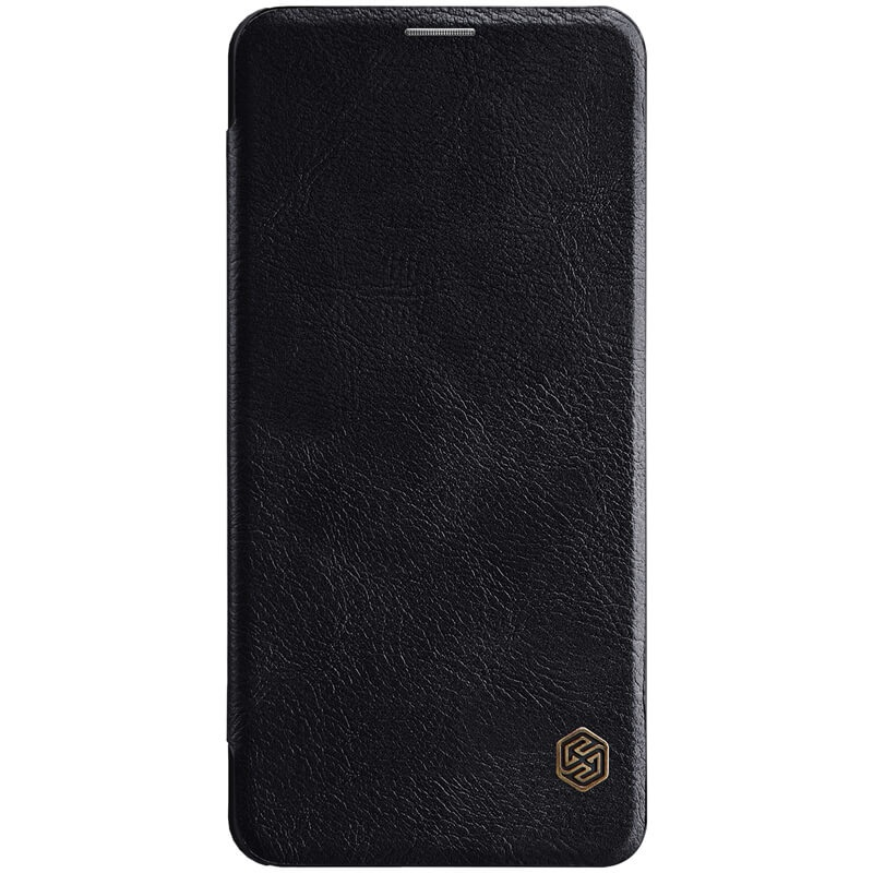 Nillkin Qin Leather Case pro Xiaomi Pocophone F1 Black