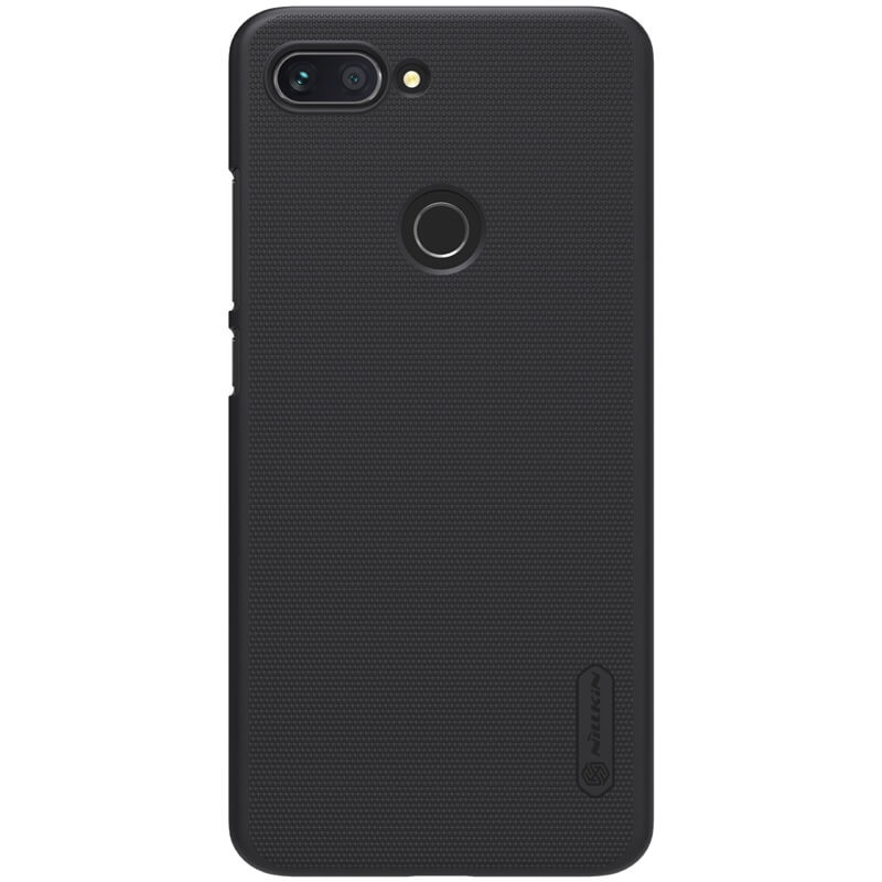 Nillkin Super Frosted Shield pro Xiaomi Mi 8 Lite Black