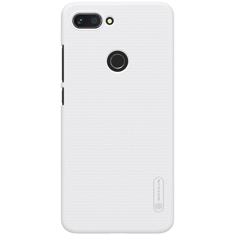 Nillkin Super Frosted Shield pro Xiaomi Mi 8 Lite White