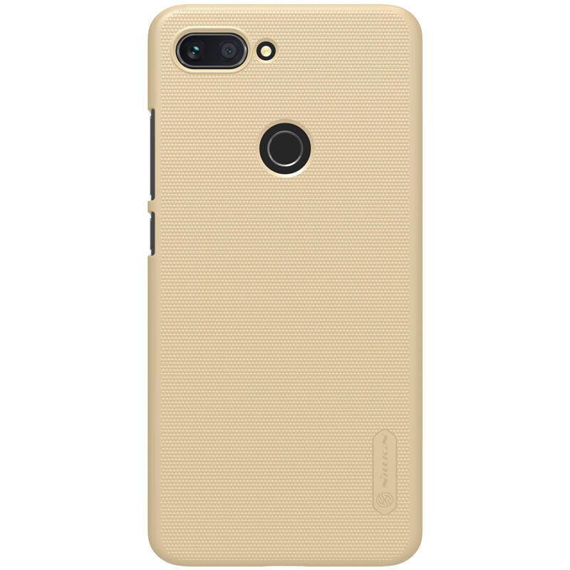 Nillkin Super Frosted Shield pro Xiaomi Mi 8 Lite Gold