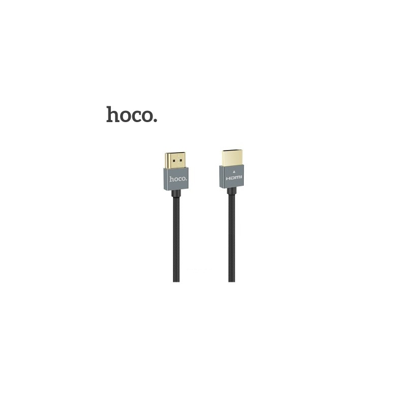 Hoco HDMI 4KHD Cable (3m) (Black)