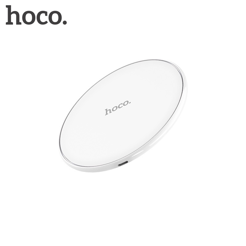 Hoco Homey Wireless Charger White