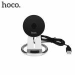 Hoco EnJoy Tabletop Wireless Rapid Charger (Silver)