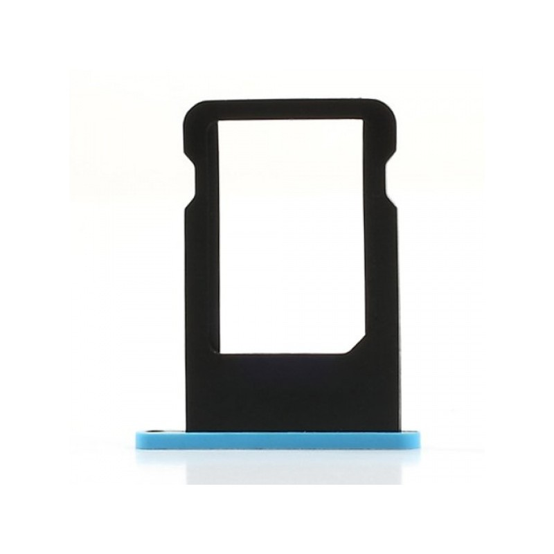 SIM Card Tray Blue pro Apple iPhone 5C