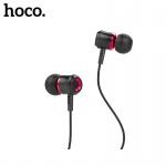 Hoco Jewel Sound Universal Earphones for 3,5 mm Jack (Red)