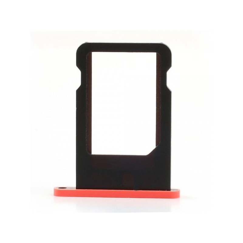 SIM Card Tray Pink pro Apple iPhone 5C
