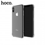 Hoco Armor Series Shatterproof Soft Case for iPhone X / XS (Transparent)