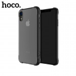 Hoco Armor Series Shatterproof Soft Case for iPhone XR (Black)