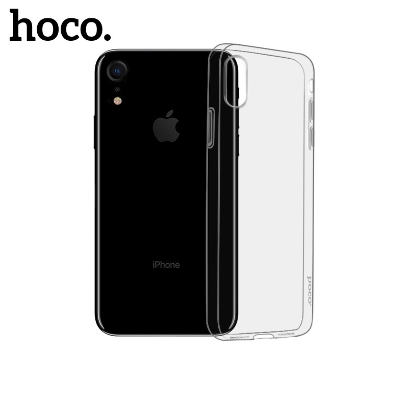 Hoco Light Series TPU Case for iPhone XR Black