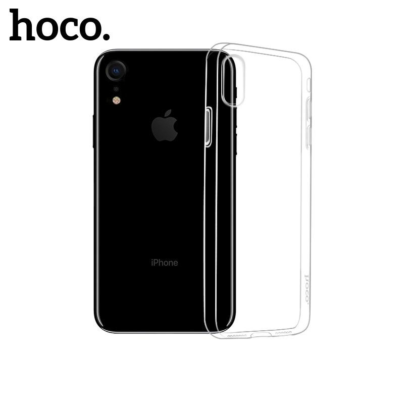 Hoco Light Series TPU Case for iPhone XR Transparent