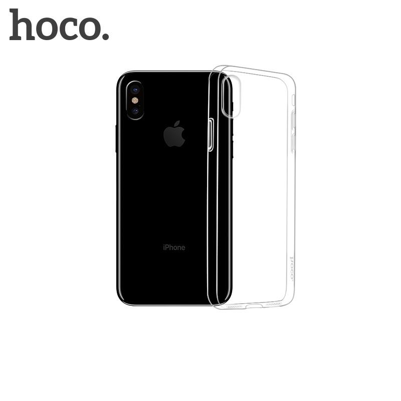 Hoco Light Series TPU for iPhone X/Xs Transparent