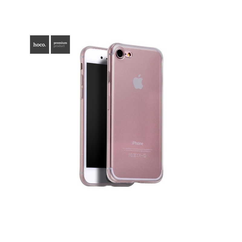 Hoco Light Series TPU Cover for iPhone 7/8 Black