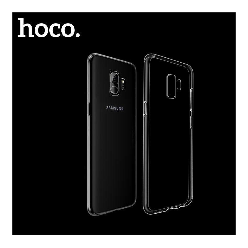 Hoco Light Series TPU Case for Galaxy S9 Transparent