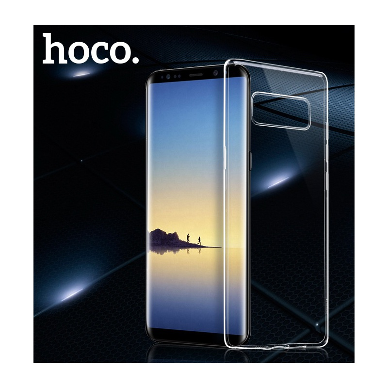 Hoco Light Series TPU Case for Galaxy Note 8 Transparent