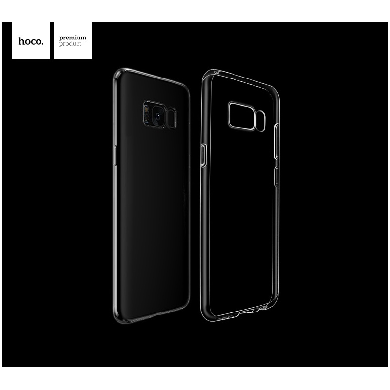 Hoco Light Series TPU Case for Galaxy S8 Transparent