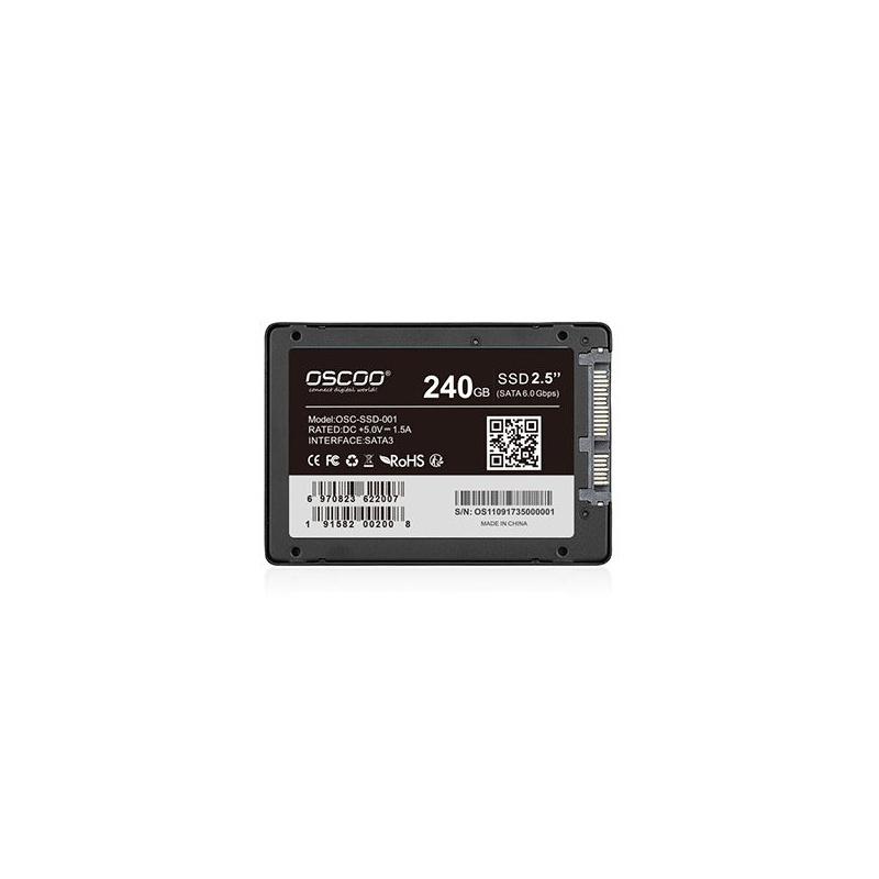 "OSCOO SSD 2,5"" 240GB"