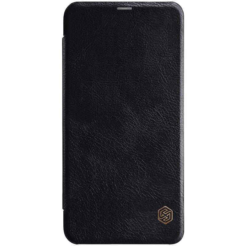 Nillkin Qin Leather Case pro Xiaomi Redmi Note 6 Pro Black
