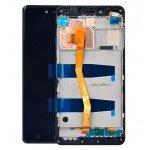LCD + Touch + Frame (Assembled) pro Lenovo K6 Note Black (OEM)