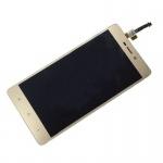 Xiaomi Redmi 3 LCD + Touch + Frame (Assembled) - Gold (OEM)