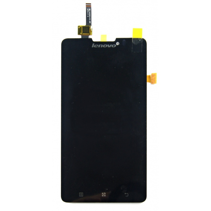 Lenovo P780 LCD displej +dotyk Black