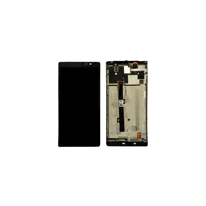 Lenovo P90 LCD displej + dotyk + rám Black
