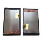 LCD + Touch + Frame pro Lenovo Yoga Tab 3 8.0 (YT3-850M) Black (OEM)