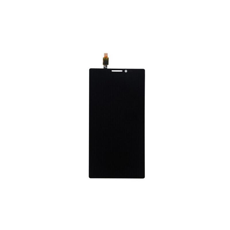 Lenovo K920 Vibe Z2 Pro LCD displej + dotyk + rám Black
