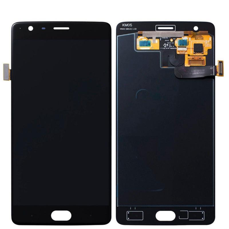 OnePlus 3 (A3003) LCD displej +dotyk Black