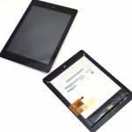 LCD + Touch pro Acer Iconia Tab A1-810 Black (OEM)