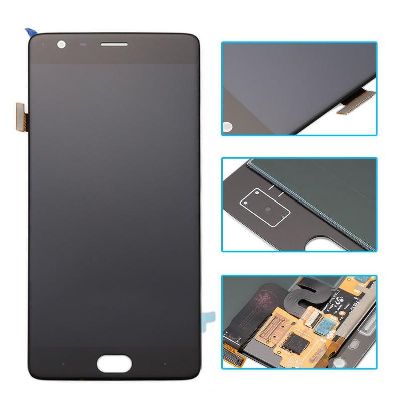 OnePlus 3 (A3000) LCD displej +dotyk Black