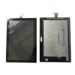 LCD + Touch + Frame pro Lenovo A10-30 Black (OEM)