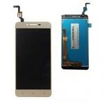 LCD + Touch + Frame (Assembled) pro Lenovo K5 Plus Gold (OEM)