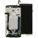 LCD + Touch + Frame (Assembled) pro Lenovo A7010 White (OEM)