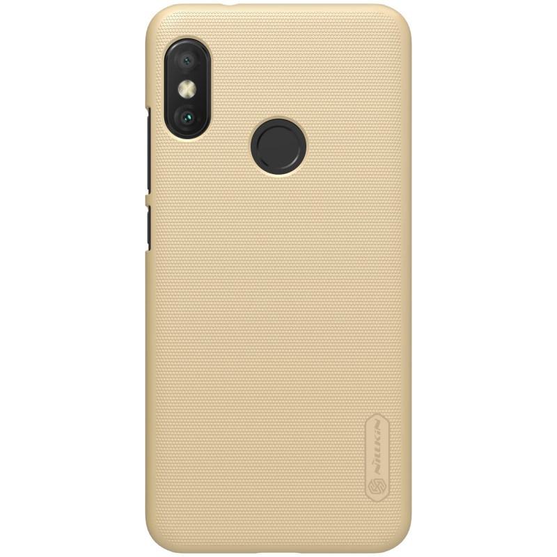 Nillkin Super Frosted Shield pro Xiaomi Mi A2 Lite Gold