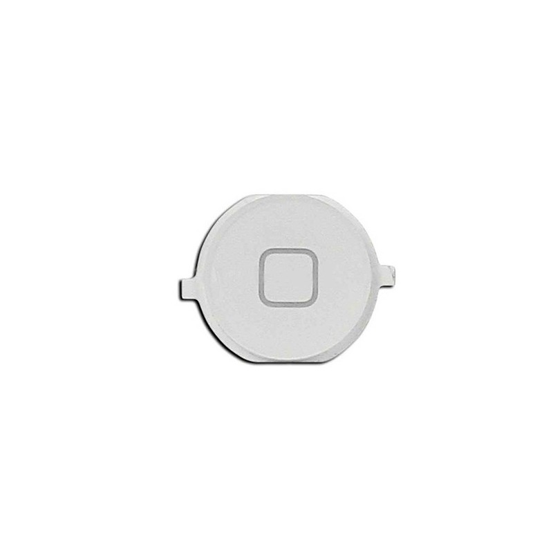 Home Button White pro Apple iPhone 4