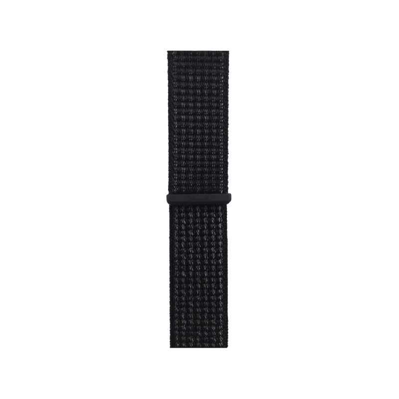 Loopback Nylon Band For Apple Watch 38mm Black