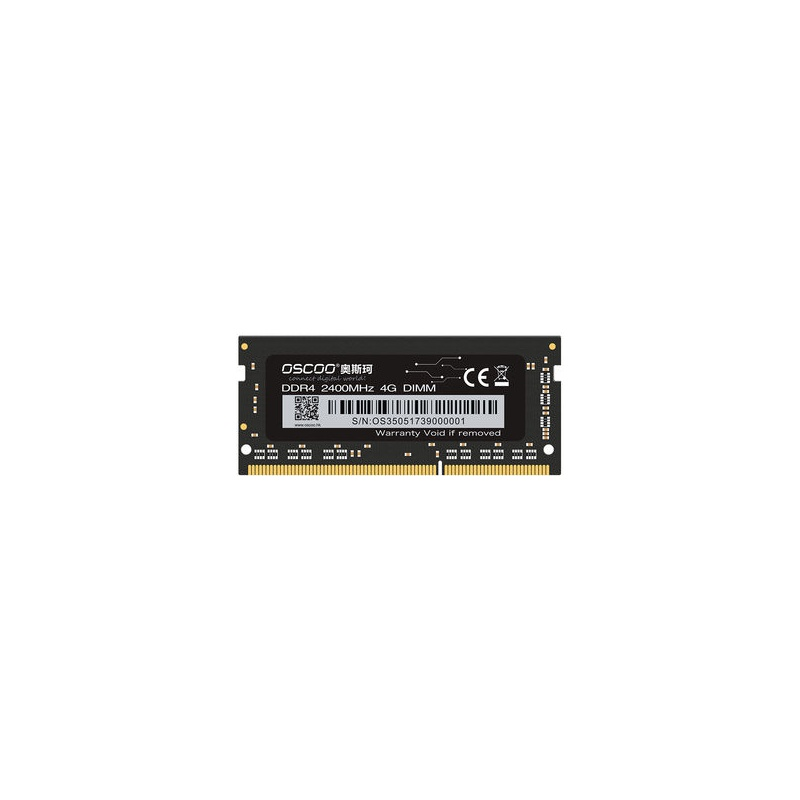 OSCOO DDR4 RAM 4GB For NB
