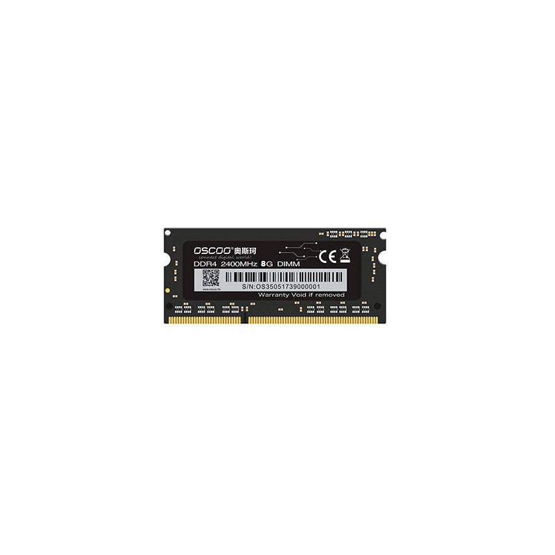 OSCOO DDR4 RAM 8GB For NB