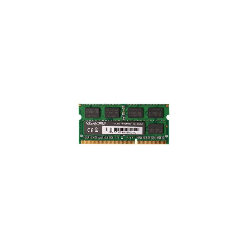 OSCOO DDR3 RAM 4GB For NB