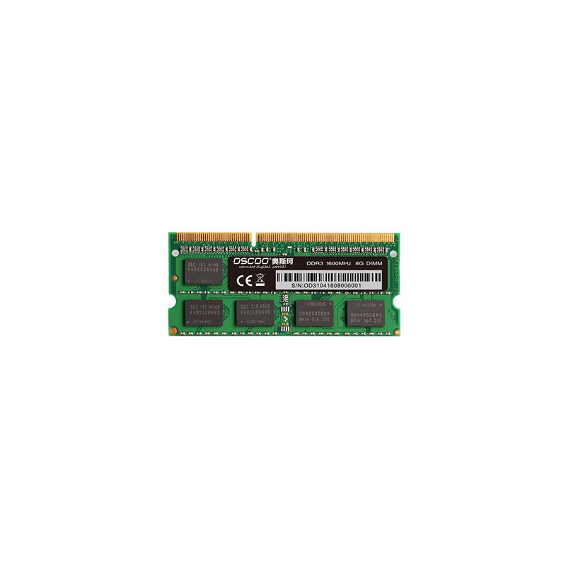 OSCOO DDR3 RAM 8GB For NB