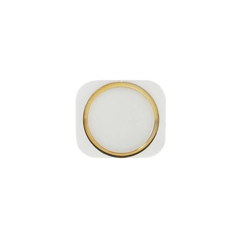 Home Button Gold pro Apple iPhone 5S