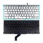 Keyboard US Type (- Shape Enter) pro Apple Macbook A1425 2012-2013