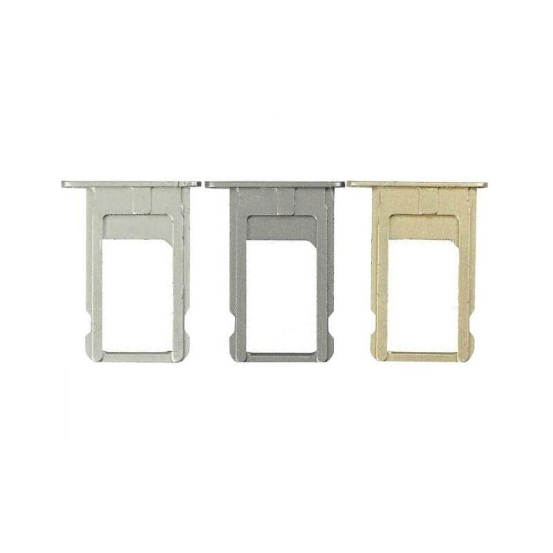 Šuplík na SIM  Silver pro Apple iPhone 6